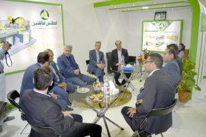 نمایشگاه اصفهان اطلس ماشین